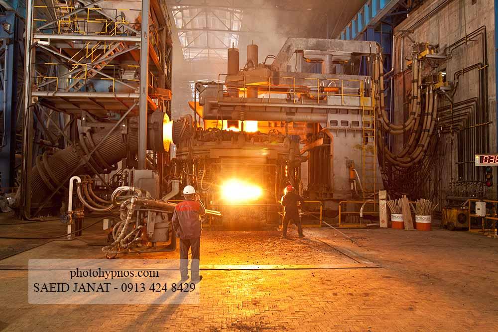 عکاسی صنعتی و تبلیغاتی بصورت حرفه ای از کارخانه ها و صنایع، تفاوت ...... عکاسی صنعتی و حرفه ای ...
